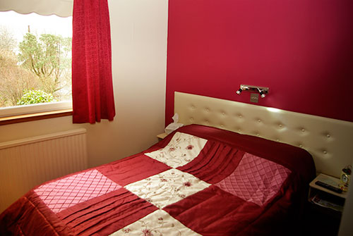 Double room with ensuite facilities